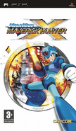 Mega Man Maverick Hunter X cover (EU)