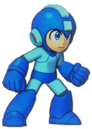 Mega Man Model (MM11)
