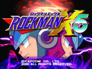 RockmanX5