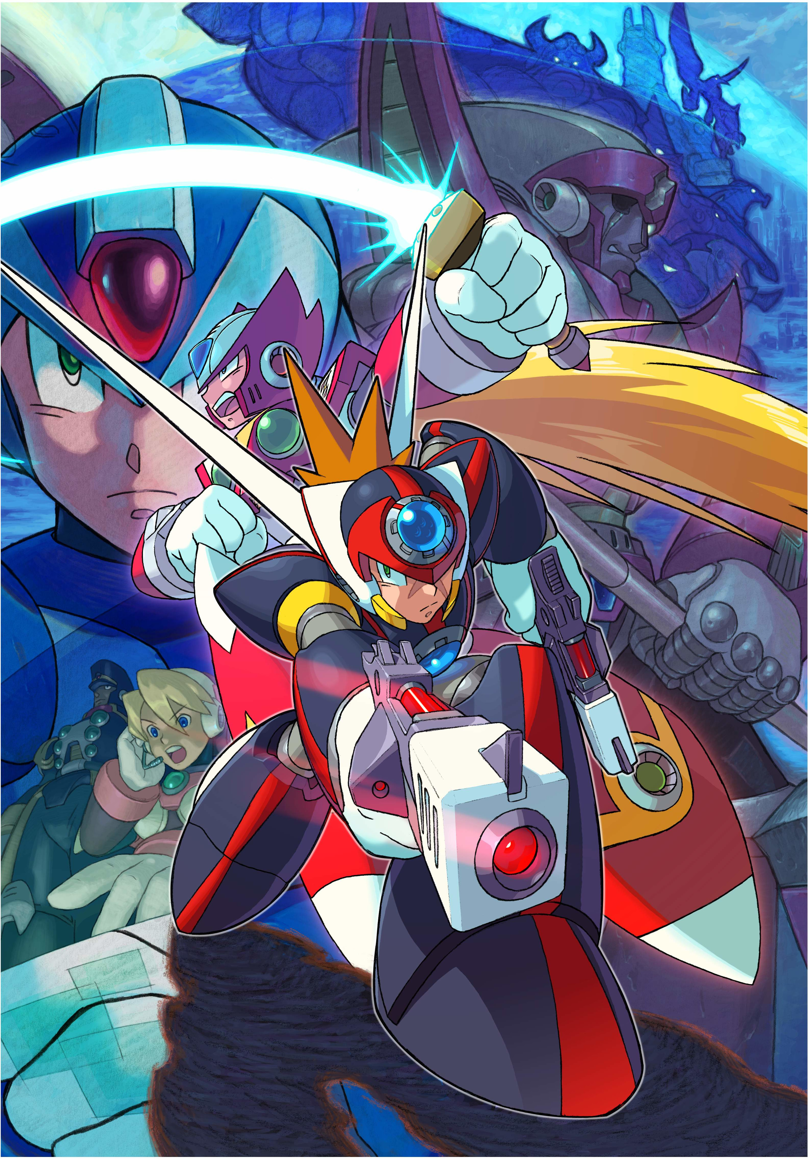 Mega Man X7 | MMKB | FANDOM powered by Wikia