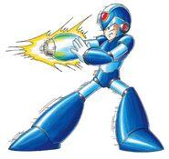 MMX2 X (X-Buster)