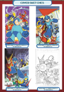 MegaMan11CoverSketches&Concepts