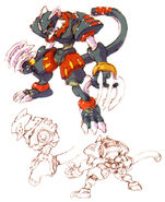MMZ2 Panter Flauclaws concept