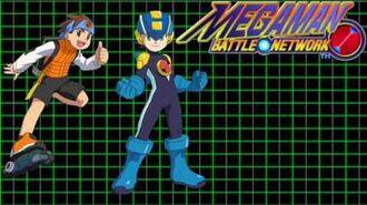 Mega Man Battle Network OST - T01 Theme of Mega Man Battle Network