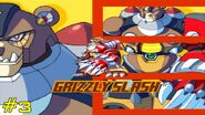 Megaman X5 Grizzly Slash