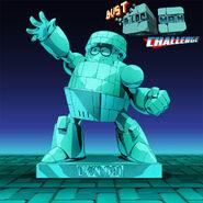 Bust Block Man Challenge 1