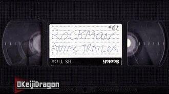 Mega Man Ruby-Spears Cartoon Sales Pitch VHS 1994