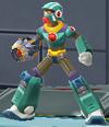 Rockman X DiVE Guardroid