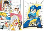 Rockman the Comic 4 English Version