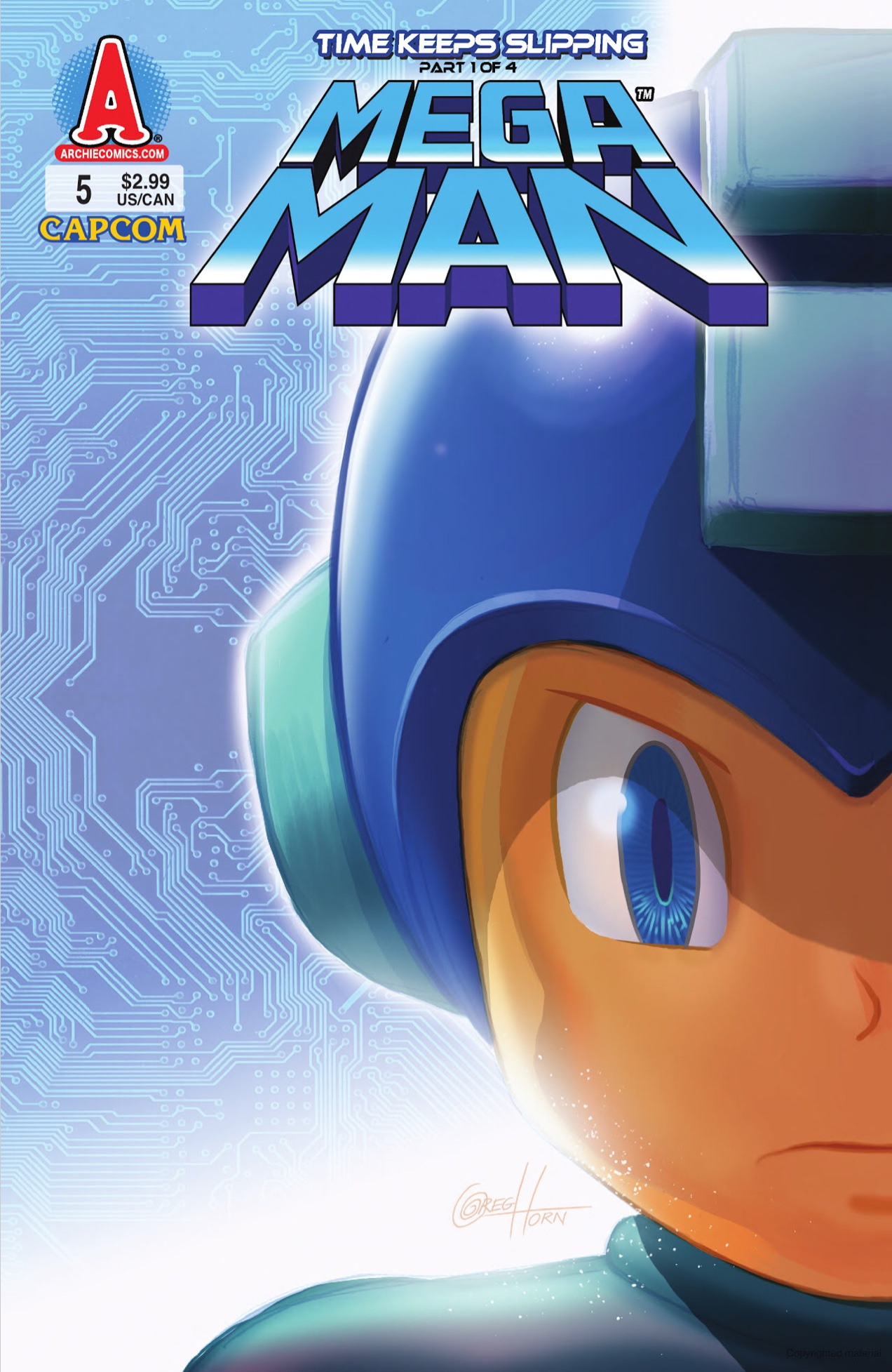 Mega Man Issue 5 Archie Comics Mmkb Fandom Powered By Wikia