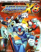 BradyGames MMX8 Strategy Guide