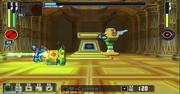 PharaohManEXE Battle