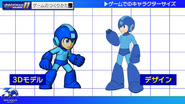 Rockman11 model and artwork test