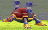 Rockman X DiVE Mega Tortoise