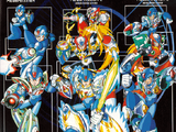Rockman X Mega Mission (series)