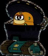 Tank Oven