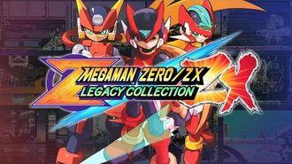Mega Man Zero ZX Legacy Collection - Launch Trailer