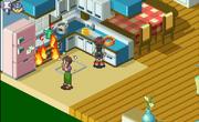 MMBN1 KitchenFire