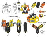 MM11 Impact Man concept