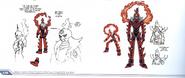 Concept art of Apollo Flame
