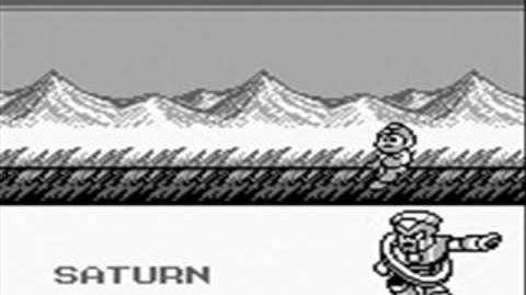 Mega Man 5 (GB) Ending