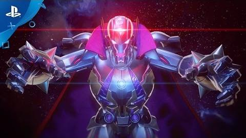 Marvel vs. Capcom Infinite - Story Trailer 1 PS4