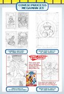 MegaMan23CoverProcess