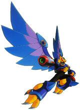 Storm Eagle/Maverick Hunter X
