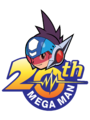 Megaman 20th official.png