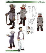 Lord Wily concept art