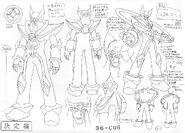 CosmoMan.EXE - Sketch