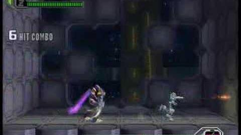 Megaman X8 Boss Dark Mantis Hard mode no wall no damage