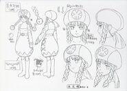 Miyu - Sketch
