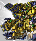 Rockman Xover Battle Memory 6122
