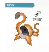 Concept art of Plesio