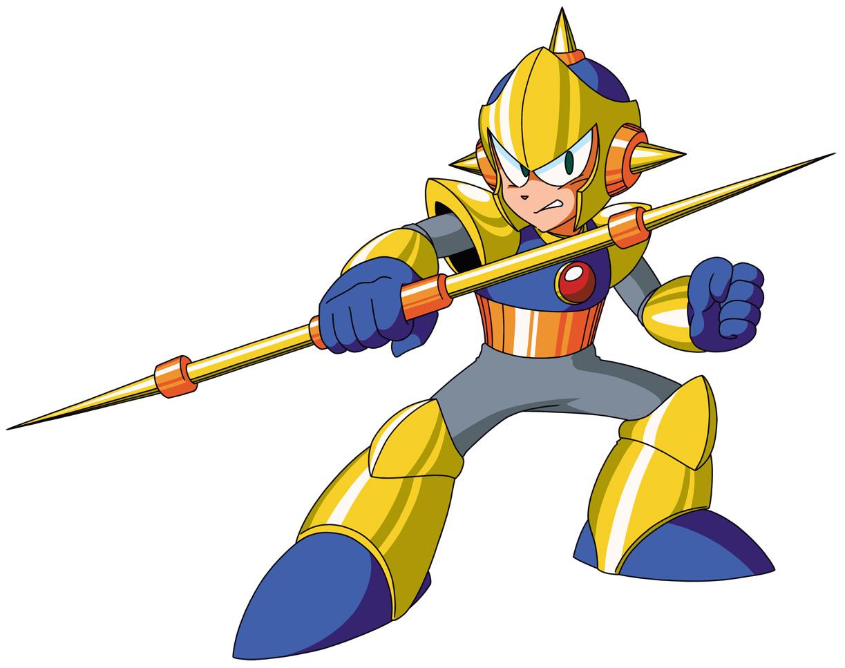 Enker mmkb fandom powered by wikia - Megaman wikia ...