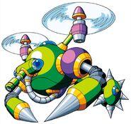 Megamanx3 mosquitus