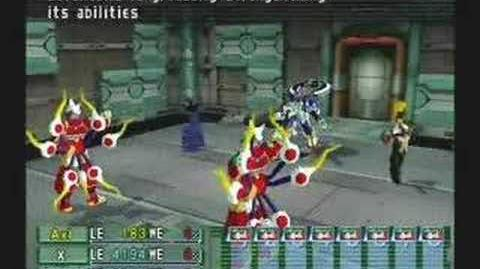 Megaman X Command Mission SevenTails