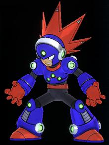 MM11 Blast Man