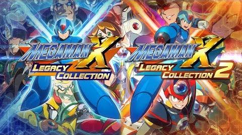 Mega Man X Legacy Collection 1 and 2 Launch Trailer