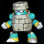 MM11 Block Man