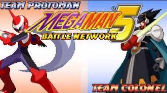 Mega Man Battle Network 5 OST - T01 Theme of Mega Man Battle Network 5