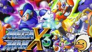 Mega Man X3 Full Playthrough - Selrahc (100%, Hyper Chip, Z-Saber, 4K HD, No Commentary)