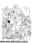Rockman Remix cover art