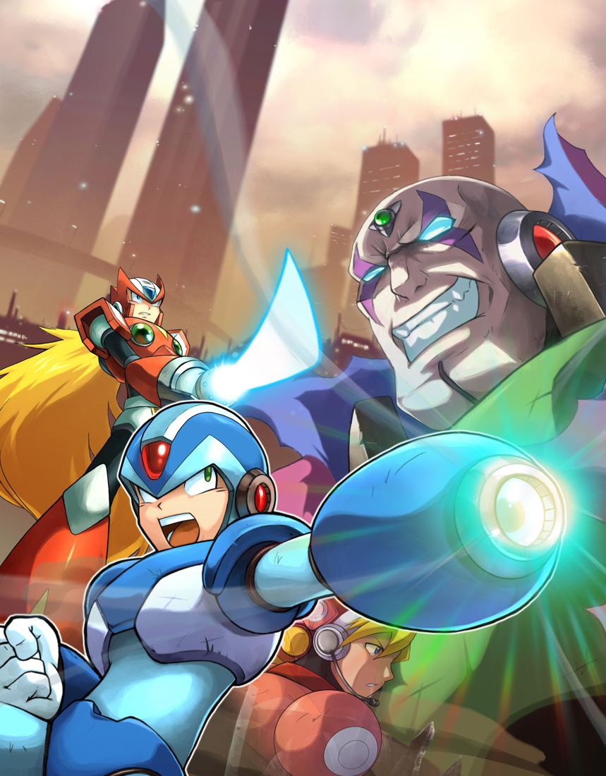 Mega Man X Collection | MMKB | FANDOM powered by Wikia
