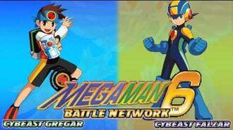 Mega Man Battle Network 6 OST - T01 Theme of Mega Man Battle Network 6