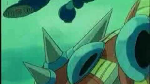 Megaman X3 Intro
