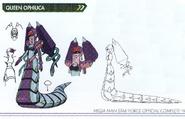Concept art of Queen Ophiuca