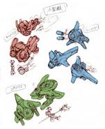 MMZ Enemy Concepts