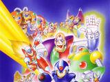 Mega Man X1 Script
